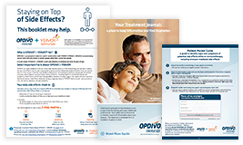 OPDIVO® (nivolumab) patient and caregiver support materials